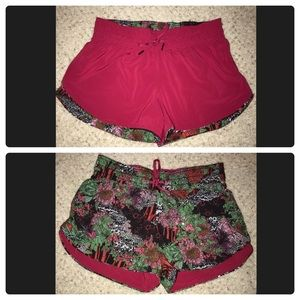 Lululemon (Reversible) Shorts